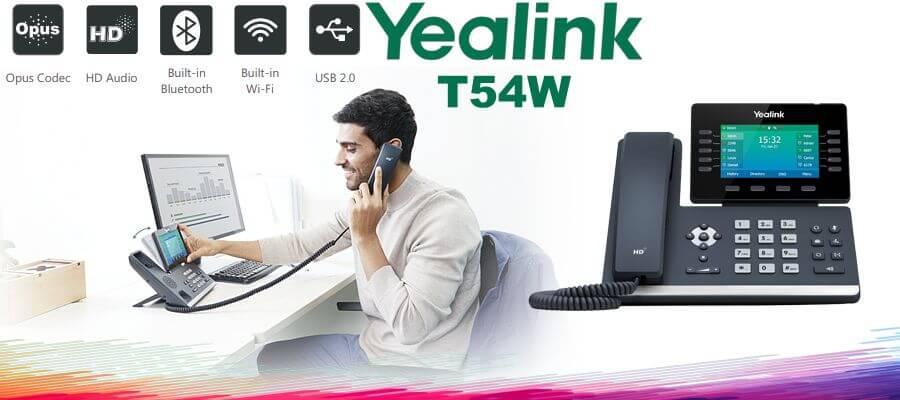Yealink T54w Ipphone Accra